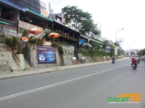 Dalat cafe street