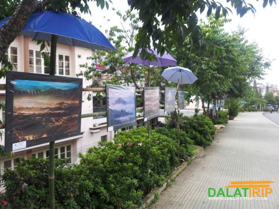 Dalat photo exhibition