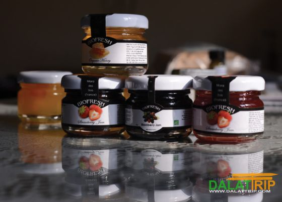 Dalat strawberry jam