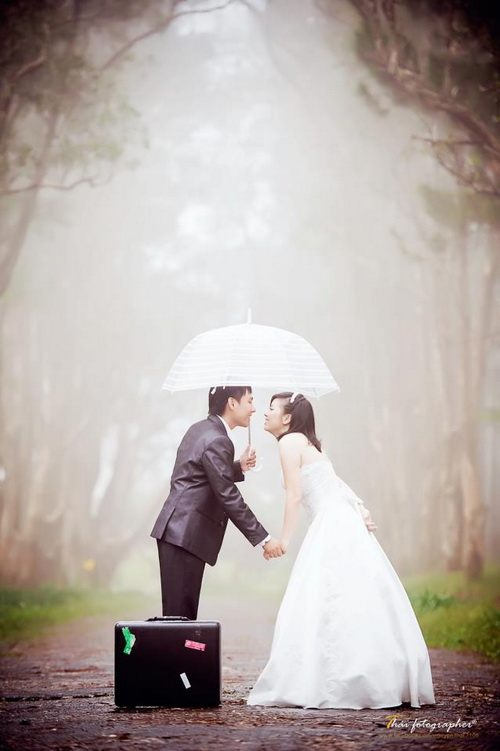 Outdoor Pre-wedding Dalat Vietnam 13
