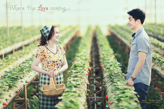 Outdoor Pre-wedding Dalat Vietnam 18