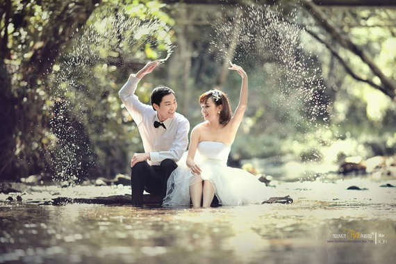 Outdoor Pre-wedding Dalat Vietnam 20
