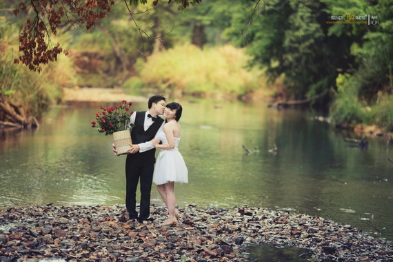 Outdoor Pre-wedding Dalat Vietnam 21
