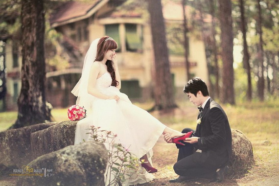 Outdoor Pre-wedding Dalat Vietnam 23