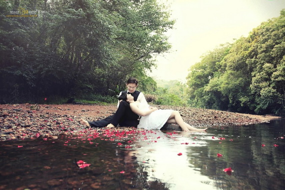 Outdoor Pre-wedding Dalat Vietnam 25