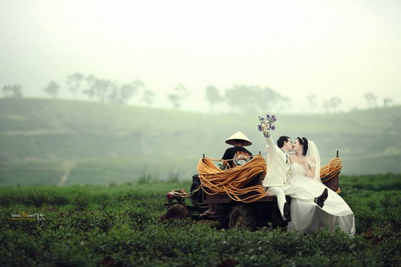 Outdoor Pre-wedding Dalat Vietnam 26