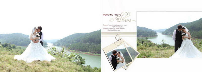 Outdoor Pre-wedding Dalat Vietnam 3