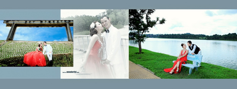Outdoor Pre-wedding Dalat Vietnam 5