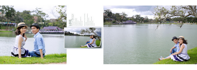 Outdoor Pre-wedding Dalat Vietnam 6