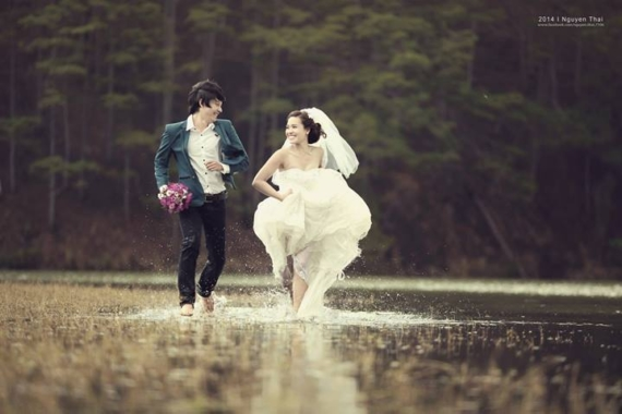 Outdoor Pre-wedding Dalat Vietnam 70