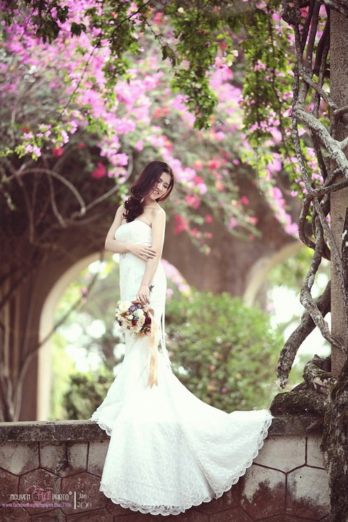 Outdoor Pre-wedding Dalat Vietnam 9