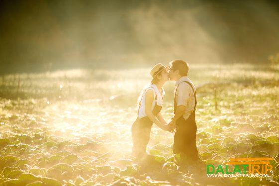 Le ciel romantique de Dalat