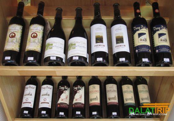 Vang Dalat Wine