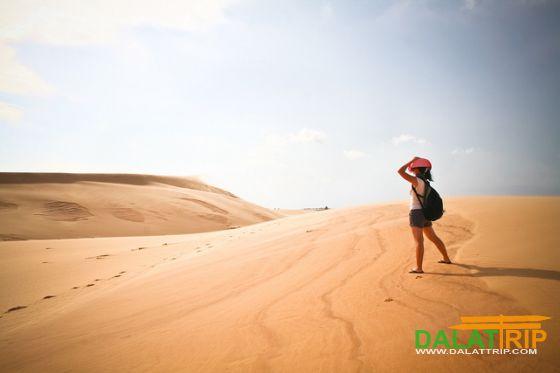 Routes: Mui Ne – Dalat