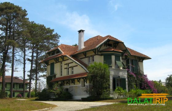 Dalat Villas at Tran Hung Dao st