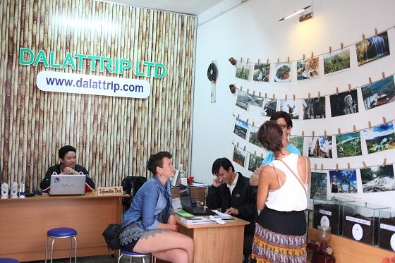 Dalat voyage - 27 Truong Cong Dinh - Dalat