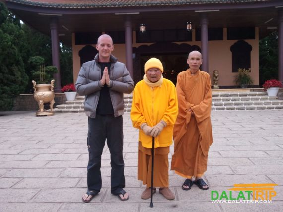 Meditation tour in Dalat Vietnam