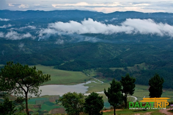 Elevating tourism level in Lac Duong district adjacent to Da Lat city