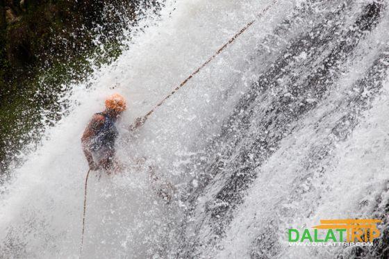 Canyoning Dalat