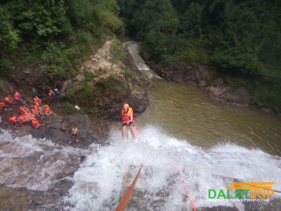 dalat-canyoning