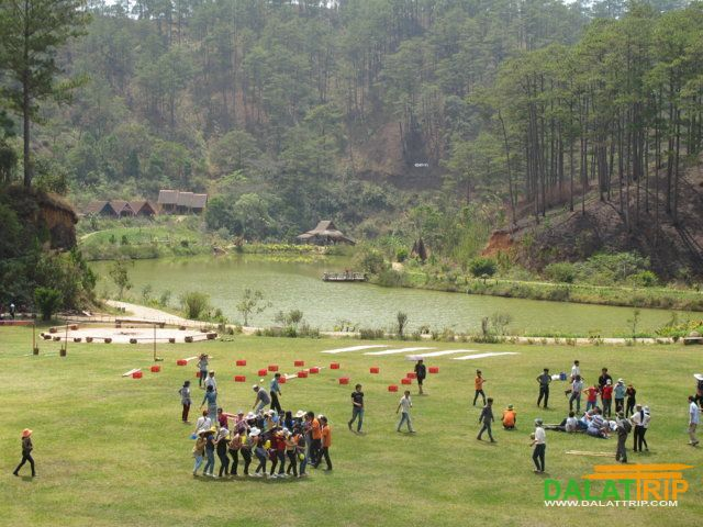 Team Building Activities in Dalat