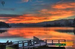 Xuan Huong lake, aprecious gem of Da Lat land