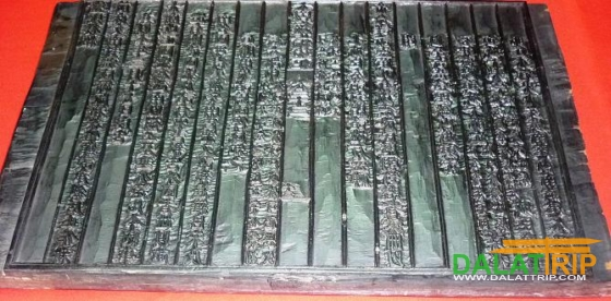 Nguyen Dynasty Woodblock