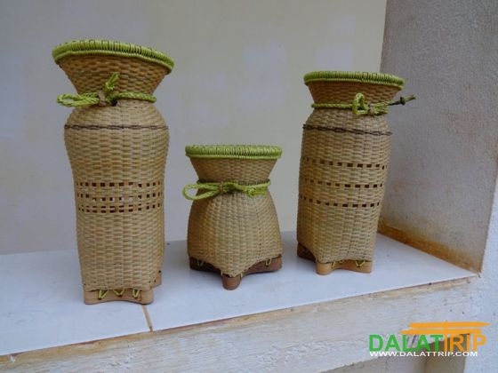 bamboo weaving products