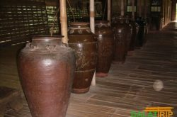 Big-bellied jars and the people of Central Highlands