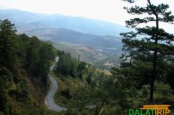 Fantastic passes surrounding Da Lat