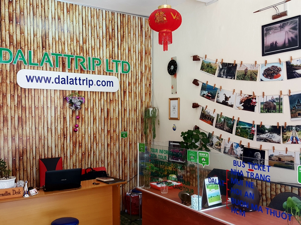 TOUR DA LAT : TRAVEL IN DALAT VIETNAM