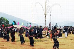 Tet holiday of the central highland ethnic peoples