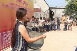 Nhô Rơhe festival is the most important agricultural festival of K'Ho people