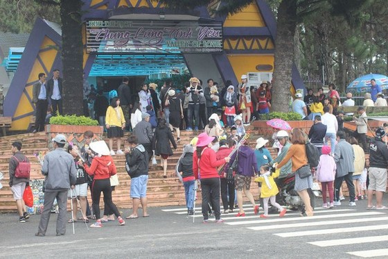 Suburban attractions are wise choices during Tet in Dalat
