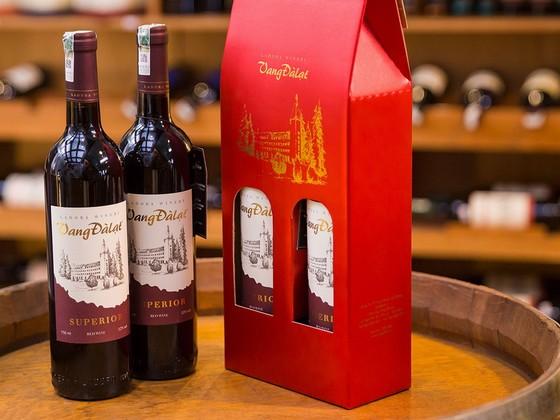 Wine - Dalat's famous drink