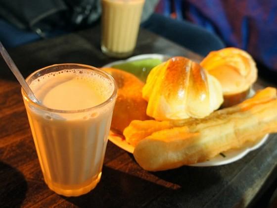Soy milk - familiar drink of Dalat people
