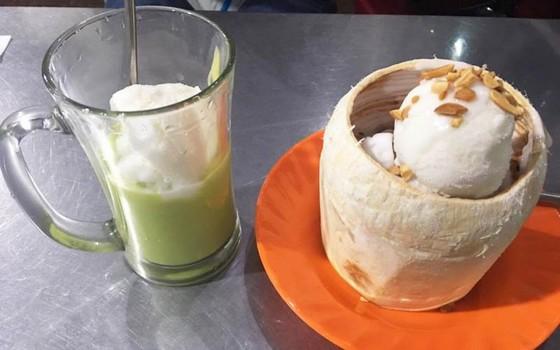 Thanh Thao avocado ice-cream shop