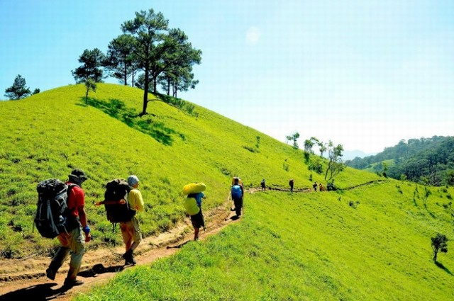 Ta Nang - Phan Dung trekking tour 3 days 2 nights