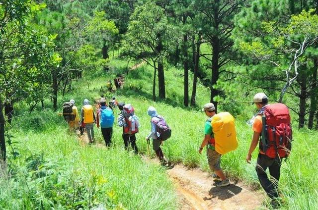 Ta Nang - Phan Dung trekking tour