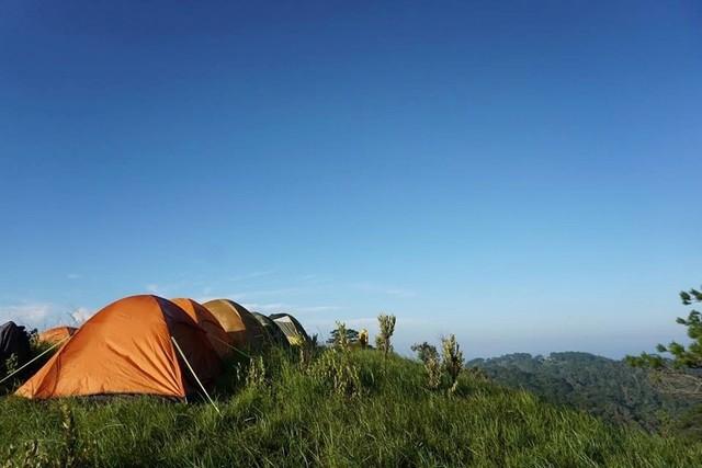 camping of Ta Nang - Phan Dung trekking tour