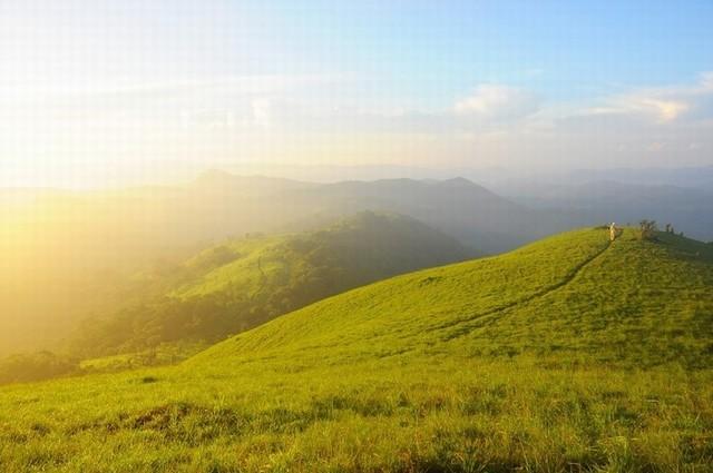 trekking trail Ta Nang - Phan Dung