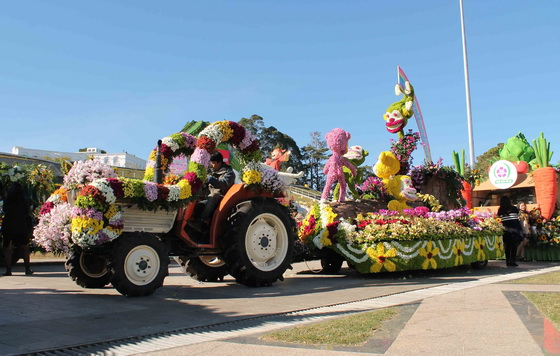 Program of the 8th Da Lat Flower Festival in 2019